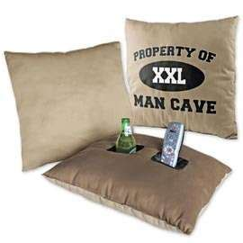 sofa cushion drink holder clever drink holding cushions pocket pillow