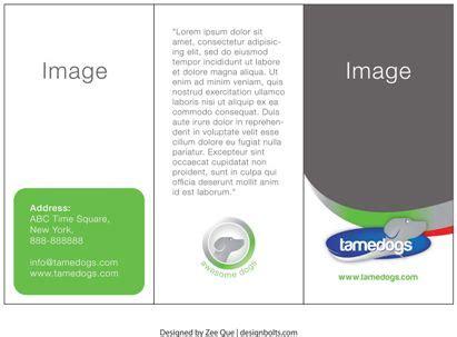 free tri fold phlet template 40 professional free tri fold brochure templates word