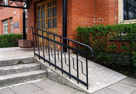 build  wheelchair ramp bob vila