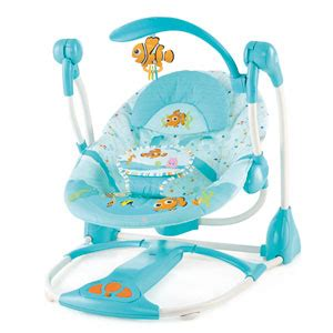 swing kings friends finding nemo fins friends portable swing