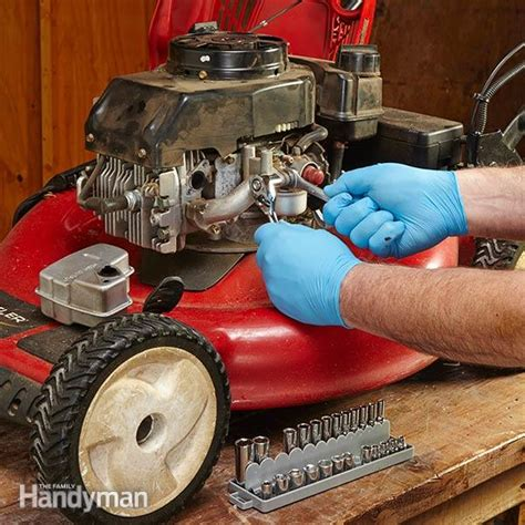 Small Engine Start Up Tips   The Family Handyman