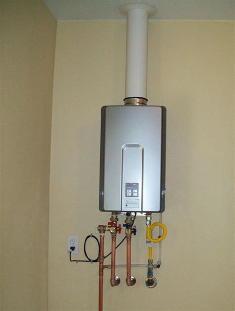 Plumbing Tankless Water Heater by Powell Tankless Water Heater Knoxville Plumbing 865