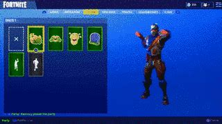 fortnite orange justice gif new leaked to fortnite its called the seziuer