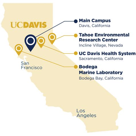 Uc Davis Mba Fees by About Uc Davis Uc Davis