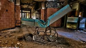 House Md Hospital Location Photographs Show Inside Abandoned Forest Asylum