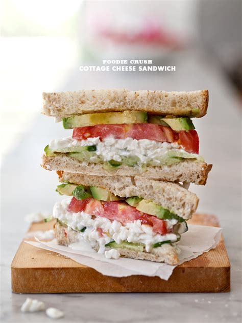 Cottage Cheese And Gas by Simple Cottage Cheese Sandwich 101 Food Taste Recipes