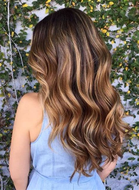 fall highlights for brown hair 104 best images about winter fall hair colors 2016 2017