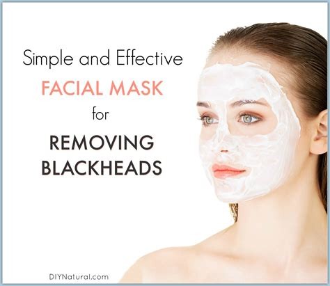 best diy mask for blackheads blackheads a and easy blackhead mask
