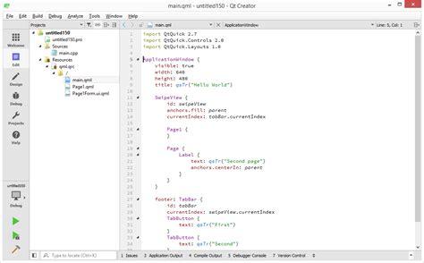 qt programming amazon cpp qt creator 4 1 0 released