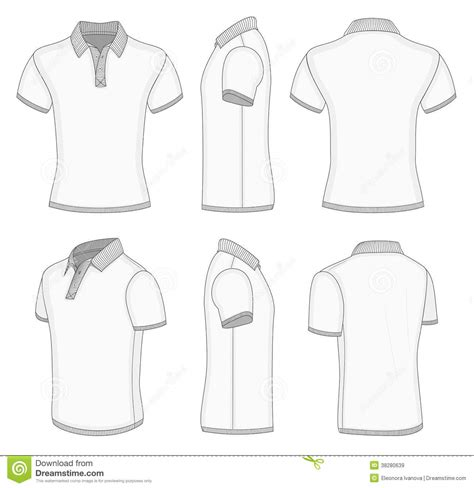 design polo t shirt template