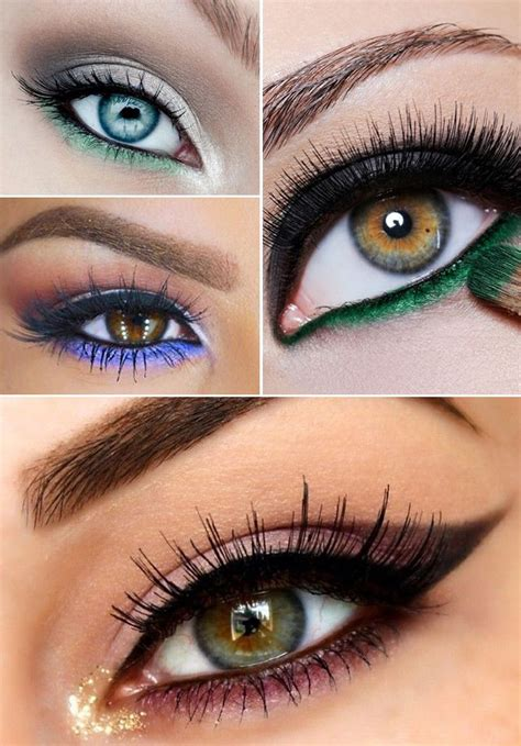 eyeliner color for brown what color eyeliner for brown 5 ways to spruce up