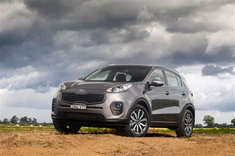 Kia Sportage Model Range Kia Sportage Si Premium Kia Adds Variants To Cerato And