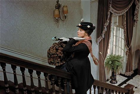 sliding down banister 11 lessons on how to be mary poppins retro oh my disney