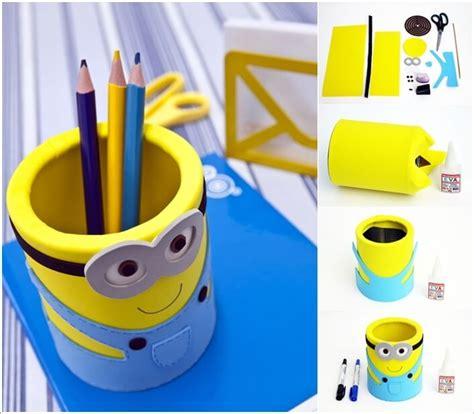 Diy Paper Pencil Box Kits Panda L Organizer Alat Tulis Pbc 006 10 cool diy pencil holders for you to make