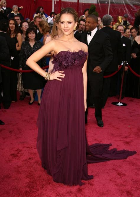 Oscars Carpet Alba by Here S What The Oscars Carpet Looked Like In 2008