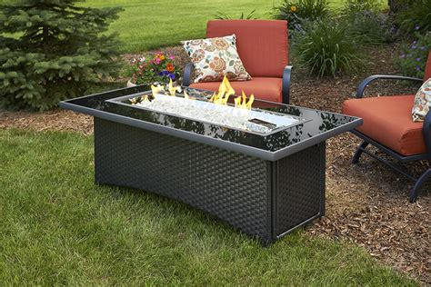 outdoor pit company outdoor greatroom company montego pit table more