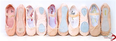 kid ballet shoes buying children s ballet slippers chicago supply