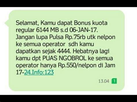 kuota tri tidak berkurang 2017 cara mendapatkan kuota gratis 3 tri april 2018 ampuh
