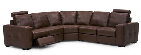 Palliser Reclining Sofa by Palliser Push Dual Reclining Sectional Sofa