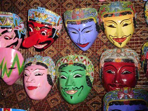 Topeng Mask Rinegantobi 3 Eye freakashionist topeng malangan malangese mask