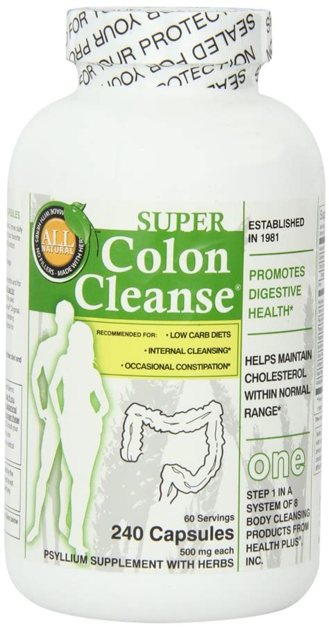 Detox Colon Cleanse Diet Plan by The Wonderful Benefits Of The Colon Cleanse Diet Plan Tde