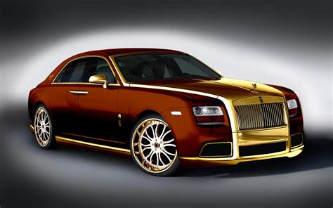 rolls royce gold and white black and gold exotic cars 10 hd wallpaper
