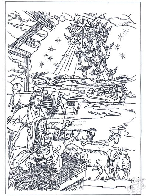 coloring pages nativity story 1000 images about christian cololring pages on
