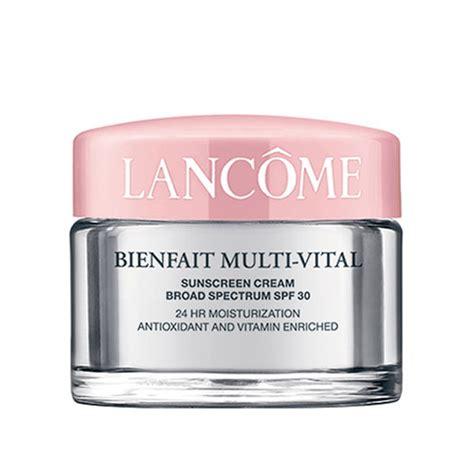 Sunscreen Lancome lanc 244 me bienfait multi vital spf 30 boscov s