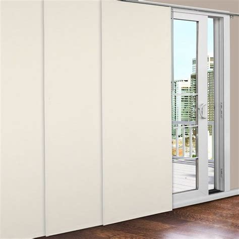 prelude insulated sliding door panel set