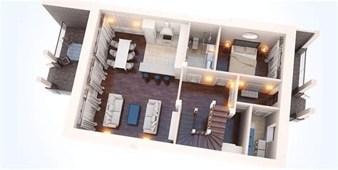 3d floor plan online 3d floor plan design services