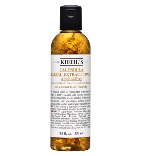 Product Review Kiehls Thick Volumizerhav 3 by Kiehl S Calendula Toner Reviews Photo Ingredients
