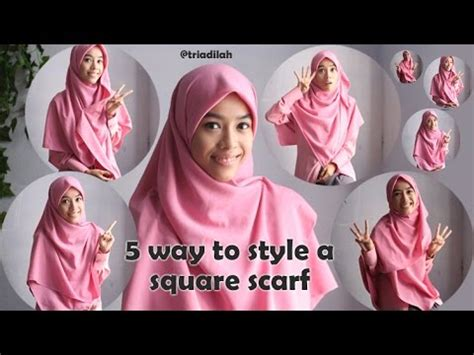 hijab syar i style tutorial hijab tutorial inayah collection inspired funnydog tv