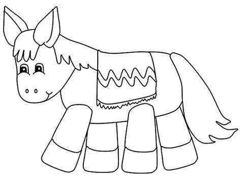 donkey pinata coloring page jimmy neutron coloring pages coloring pages online