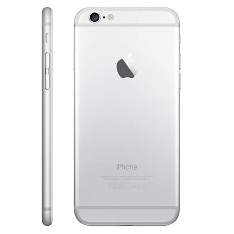 Iphone 6 16gb Silver buy apple iphone 6 silver 16gb deals for only s 888 instead of s 1