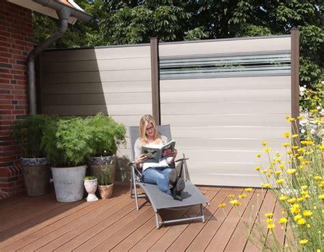 terrasse günstig überdachen zaun glas dekor