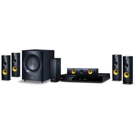 Home Theater Lg 3d lg bh9230bw 3d capable 9 1 channel disc home bh9230bw