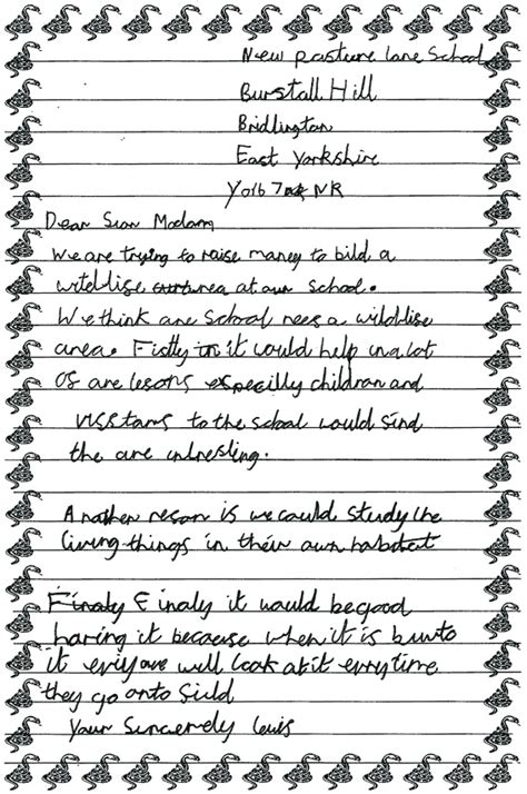 Kid Letters by Persuasive Letter An Exle Of A Persuasive Letter