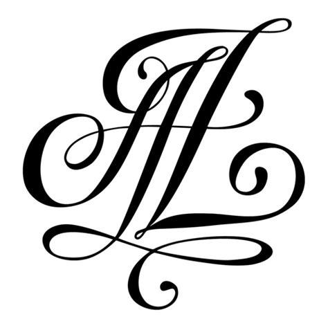 Modeles De Tatouage Lettre Mod 232 Le Deux Lettres Az Tatouages Lettres