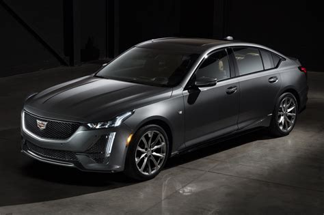 New Cadillac Sedans For 2020 by 2020 Cadillac Ct5 Sedan What We Automobile Magazine