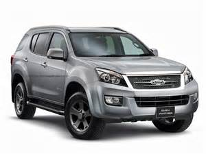 Isuzu Panther New Isuzu Panther 2014 Autos Weblog