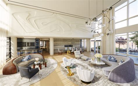 interior design events nyc telecom mogul michael hirtenstein s combines three