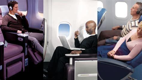 best premium economy premium economy to compared qantas
