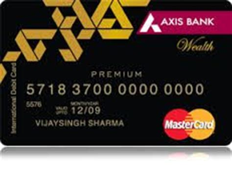 make axis bank credit card payment credit score card or debit card which is secure