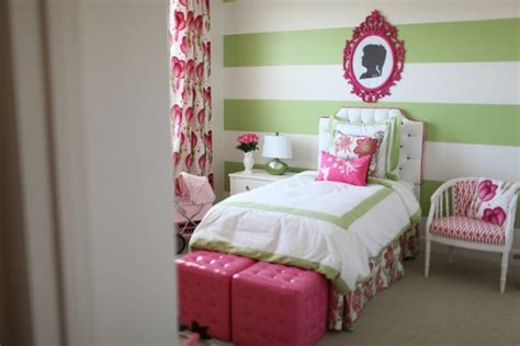 pink green girls bedroom pink and green girls room design dazzle