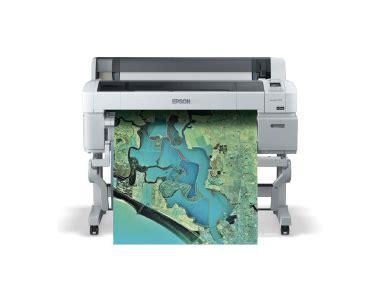 Plotter Epson Sc T3270 Surabaya surecolor t series multifunction graphic printers high