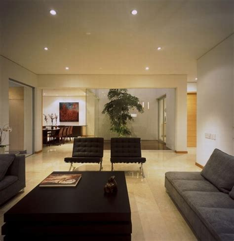 modern home interior decoration modern tropical house in guadalajara mexico archian