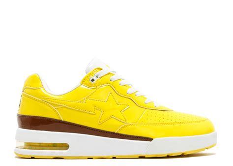 Kaos T Shirt Bape X Spongebob Yellow roadsta fs 034 yellow