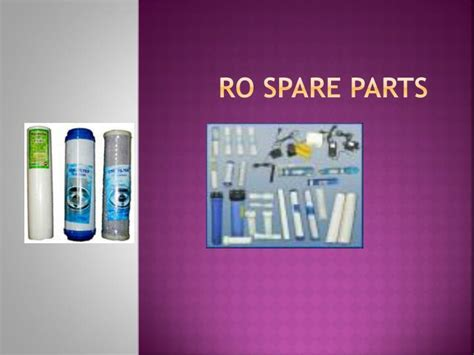 Spare Part Ro ppt ro spare parts powerpoint presentation id 7401546
