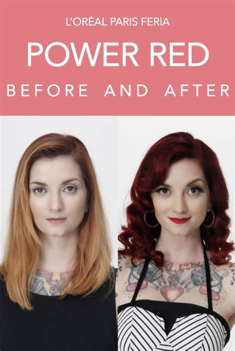 review with before and after photos loreal feria hair feria v48 before and after pictures loreal feria power