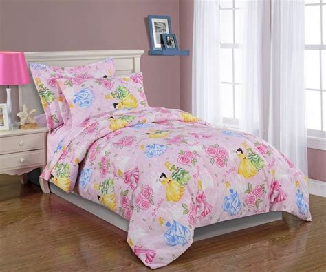princess bedding twin girls kids bedding twin comforter set princess 3115 ebay